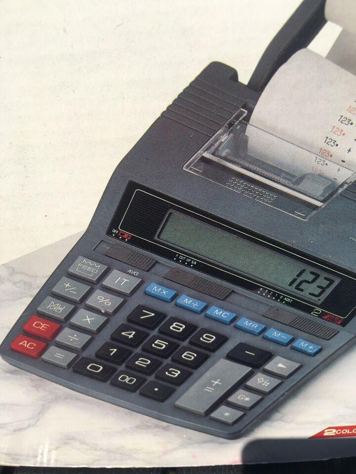 OA 10. Digit Printing Calculator