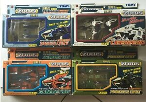 Tomy-Zoids-Diecast-KZ-01-01A-01B-01C-BIB-Liger-Zero-with-add-on-ref-62