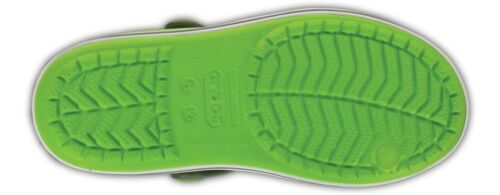 Crocs Crocband Kids Sandals Boys Girls Summer Beach Touch Fasten Shoes Clogs
