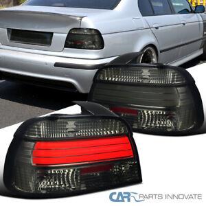 BMW 5-Series 97-00 Smoke LED Rear Tail Lights Set Brake Lamp 528i 530i 540i M5