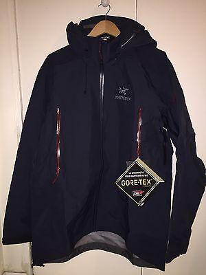 NWT Arc'teryx Theta AR Jacket Men's Size XL Color Admiral MSRP $625 GORE-TEX Pro