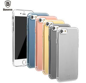 Baseus-For-iPhone-11-Pro-XS-8-Plus-Thin-Slim-Silicone-Soft-TPU-Case-Cover-Skin