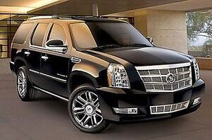 Image Is Loading 2010 Cadillac Escalade Suv Black Refrigerator Tool Box
