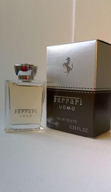 Ferrari Uomo 10ml edt splash miniature