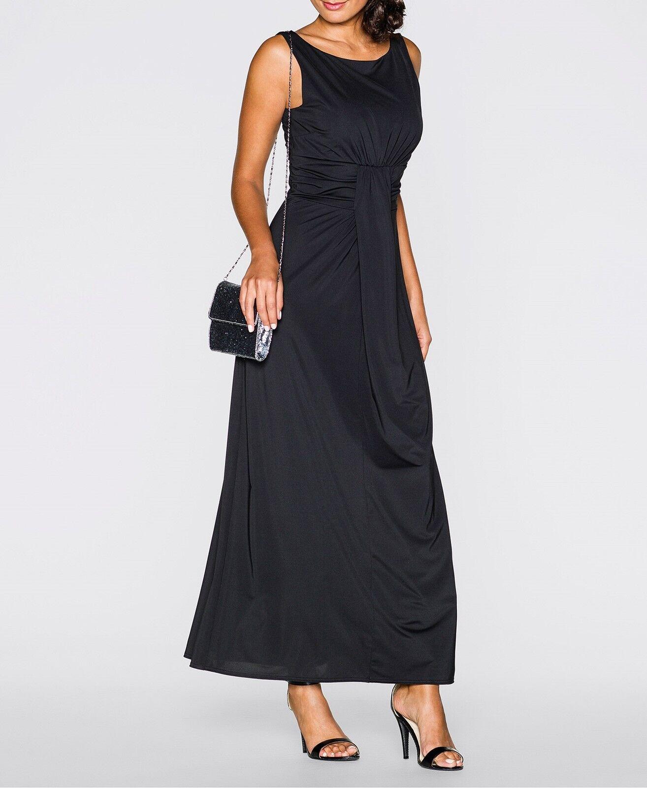 Wunderschönes Kleid Kleid Kleid mit Raffung in Beere - Gr. 40   42 - Q4229 - 926951 | Spielen Sie Leidenschaft, spielen Sie die Ernte, spielen Sie die Welt  42596e
