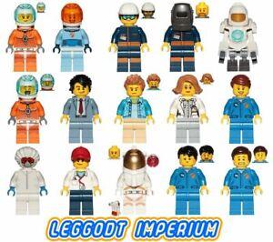 Lego-City-Space-Research-amp-Development-NASA-Minifigures-60230-FREE-POST