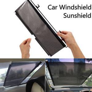 NEW Retractable Car Auto Sun Shade Visor Rear Window Windshield ... be3fd31109a