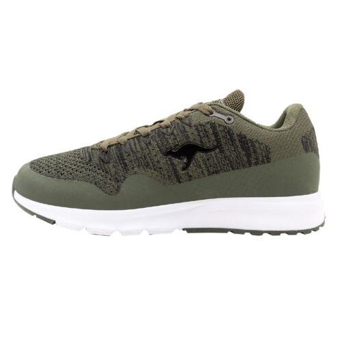 KangaROOS Blue K-Josch Schuhe Freizeit Low Cut Sneaker Turnschuhe 79060-8012