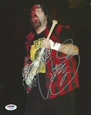 Mick Foley Signed WWE 8x10 Photo PSA/DNA COA Picture Cactus Jack Autograph ECW