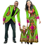 thumbnail 9 - New Fashion Matching Clothes Brand Father Mother and Son Baby Africa V11592