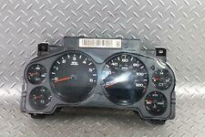 07 13 Silverado 53l Automatic Auto Instrument Gauge Cluster Speedometer Oem