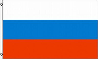 Modern Russia Russian Flag Flag 3x5 3 X 5 Feet Polyester New