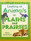 On Plains and Prairies by Moira Butterfield (Hardback, 1999)