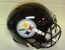 Pittsburgh Steelers NFL Full Size Helmet Replica Speed