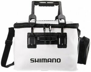 SHIMANO Fishing container box BK-016Q Bacan EV 40cm Black JAPAN New