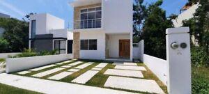 Casa en renta en Residencial El Encuentro Playa del Carmen, Quintana  Roo
