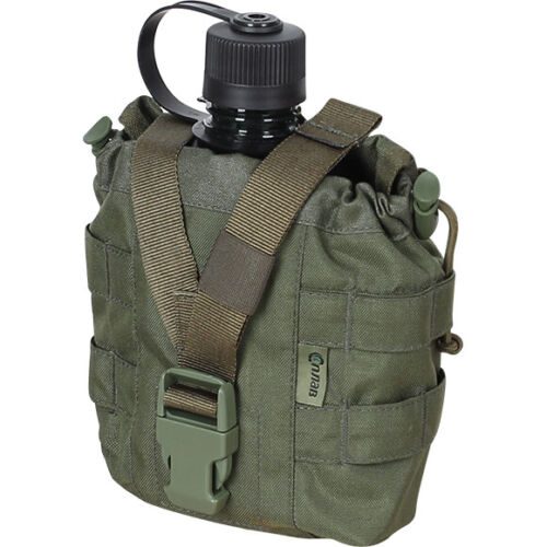 New USA Army Molle Tactical Pouch for 1 QT US Canteen All Color Cordura Splav