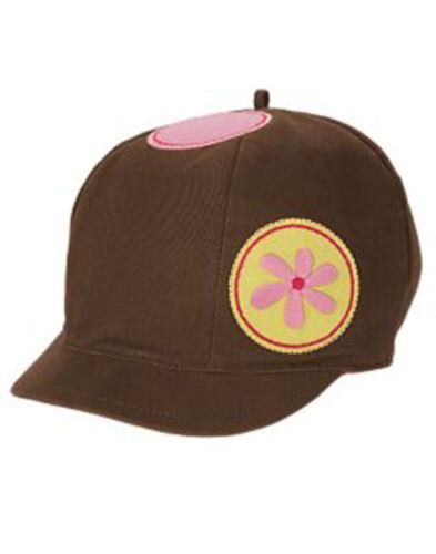 NWT Gymboree Baby Girl Girls Pageboy Brim Cap Hat Lined NEW