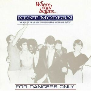 FOR-DANCERS-ONLY-Various-Artists-NEW-SEALED-NORTHERN-SOUL-CD-KENT-R-amp-B-RARE-60s