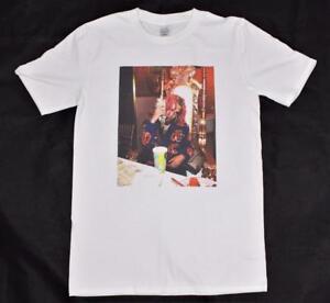 b68cf257e La imagen se está cargando Lil-Bomba-Jetski-Blanco-Camiseta -S-XXXL-guccigang-