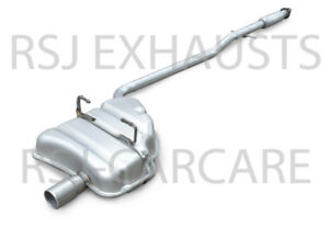 EEC-EBM354P-BMW-MINI-EXHAUST-SILENCER-PRESSED-REAR-BOX-WITH-HANGER