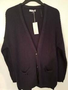 Length Per Long Taglia Navy Cardigan Marks Una And Spencer 20 qCpxwEv
