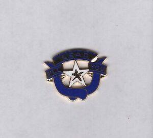 US ARMY 2nd Medical Brigade crest DUI badge c//b G-23