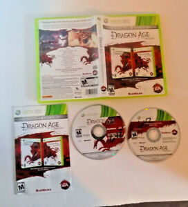 Dragon Age: Origins -- Ultimate Edition complete good shape Xbox 360