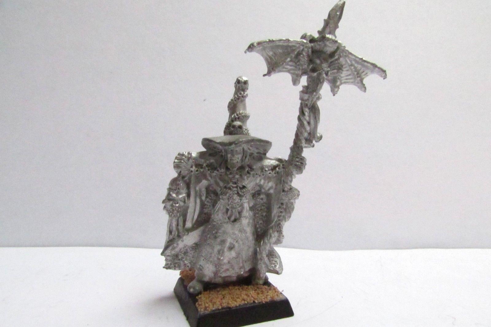 - zitadelle   warhammer chaos metall untoten lichemaster heinrich kemmler