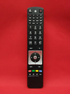 Details about remote control Original TV TELEFUNKEN T32R970S DEL DVB-CTS2