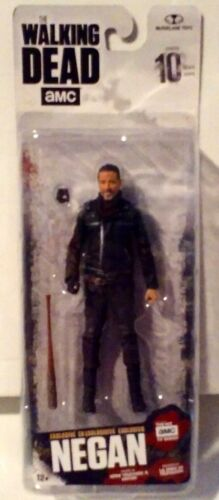 AMC The Walking Dead Series 10 Exclusive Negan McFarlane Toys New MOSC