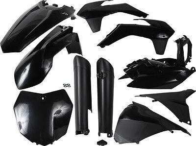 Acerbis Full Plastic Kit 14 Factory KTM for KTM 250 SX-F 2013-2014