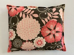 Pink and Orange Flowers Therapist Bag