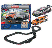 Carrera Digital Dtm Countdown Bmw M4 Mercedes Slot Car Race Set 1/32 30181 on sale