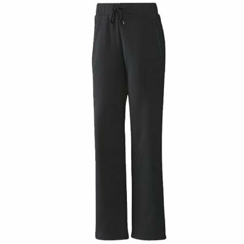 adidas Damen Hose SP Cotton Pant Freizeithose Sporthose schwarz
