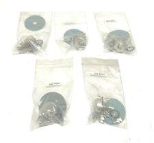 Lot Of 5 New Minarik Potentiometer Kit 10k Ohm