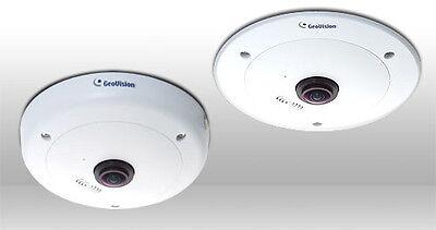 GeoVision GV-FE3402 3MP 1.19mm WDR Pro Fisheye Camera