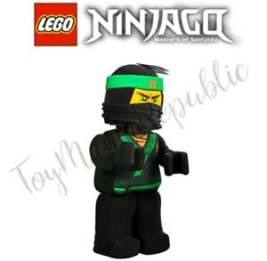 "LLOYD 12/"" MINIFIGURE PLUSH THE LEGO NINJAGO MOVIE NEW WITH TAGS"