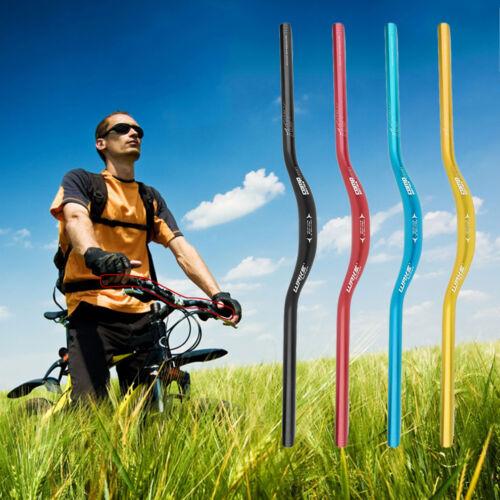 31,8 mm Klemm EFL0 Mountainbike Riser Lenker Alu Fahrradlenker f