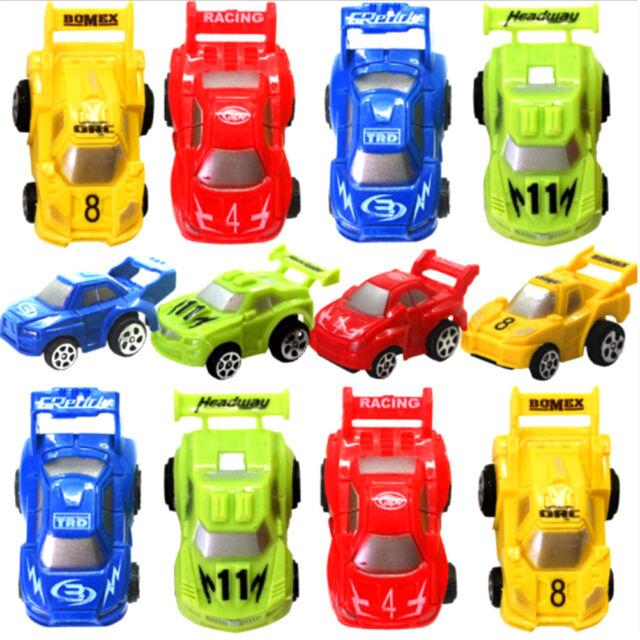 Pull Back Car Toys Children Racing Car Baby Mini Model Car Kids Christmas I2