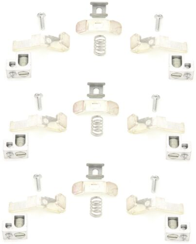 3 Poles 75FF14 YC-CK-75FF14 Replacement Contact Kit FITS Siemens Furnas