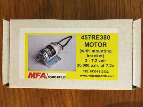 MFA RE-380 3-Pole DC Motor Inc Mount (457RE380)