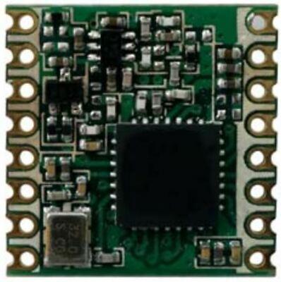 RFM96 RFM96W SX1276 LoRa Long Range Wireless Module 433Mhz