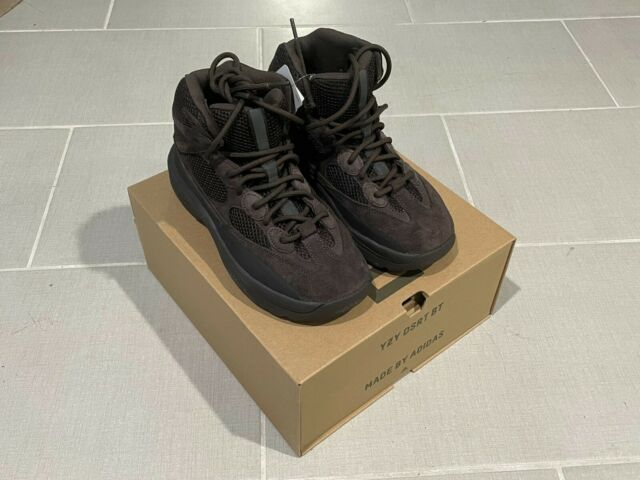 Yeezy Desert Boot Oil - Size 8.5 - Free Fast Shipping