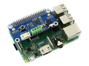 Details about Waveshare WM8960 Hi-Fi Sound Card HAT for Raspberry Pi Stereo  CODEC Play/Record