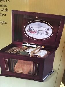 Gold Label Collection MUSIC IN MOTION Music Box Mr ...
