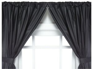 Image Is Loading Carnation Home Fashions Vinyl Bathroom Window Curtain 2