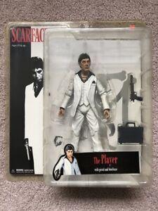 Mezco Toys Scarface Tony Montana The Player 7 Inch Action Figure