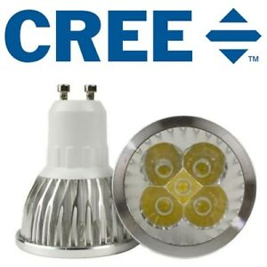10-X-CREE-GU10-15W-LED-Bulb-Globe-Ceiling-Downlight-Spotlight-Lamp-240V-60Degree