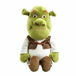 Shrek Character 25cm Plush Soft Toy - Dreamworks Ogre